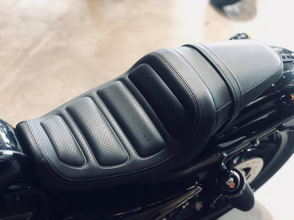 Harley Davidson Roadster Vivid Black 0906261092 Lan