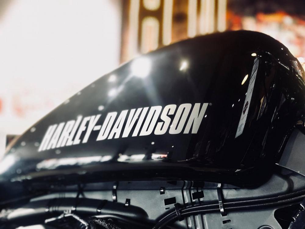 Harley Davidson Roadster Vivid Black 0906261092 Lan - 6