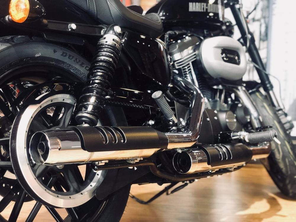 Harley Davidson Roadster Vivid Black 0906261092 Lan - 7
