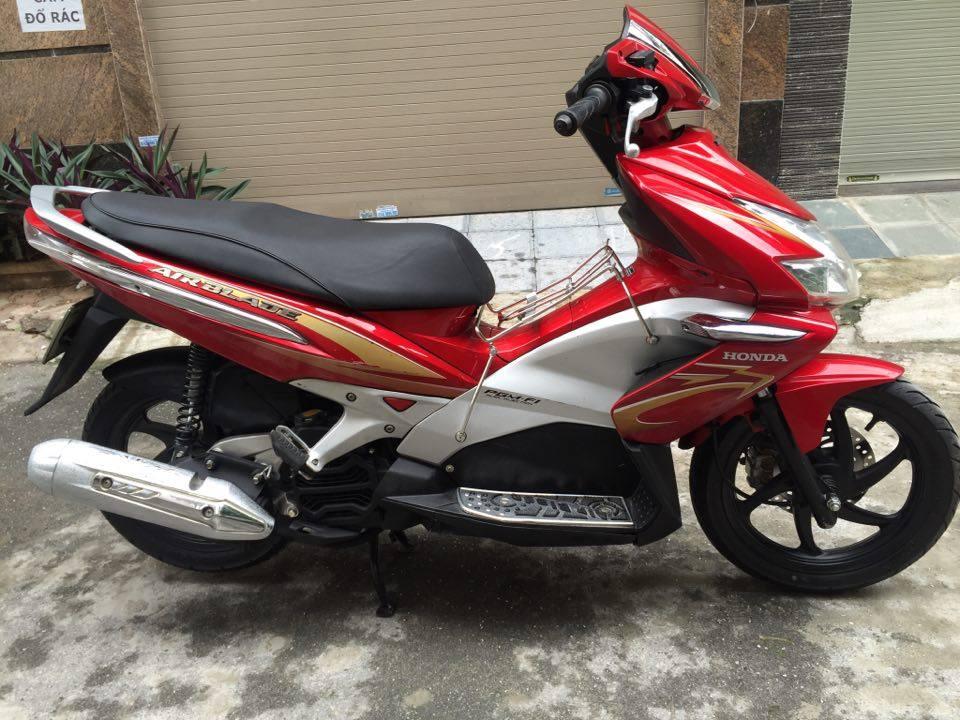 Honda Airblade fi 2010 nguyen ban dung cuc ben xe chinh chu - 4