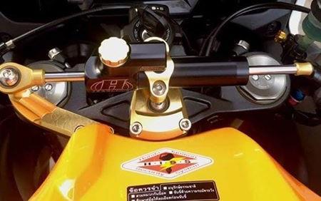 Honda CBR1000RR Repsol dep rang ngoi tu Biker Thai - 9