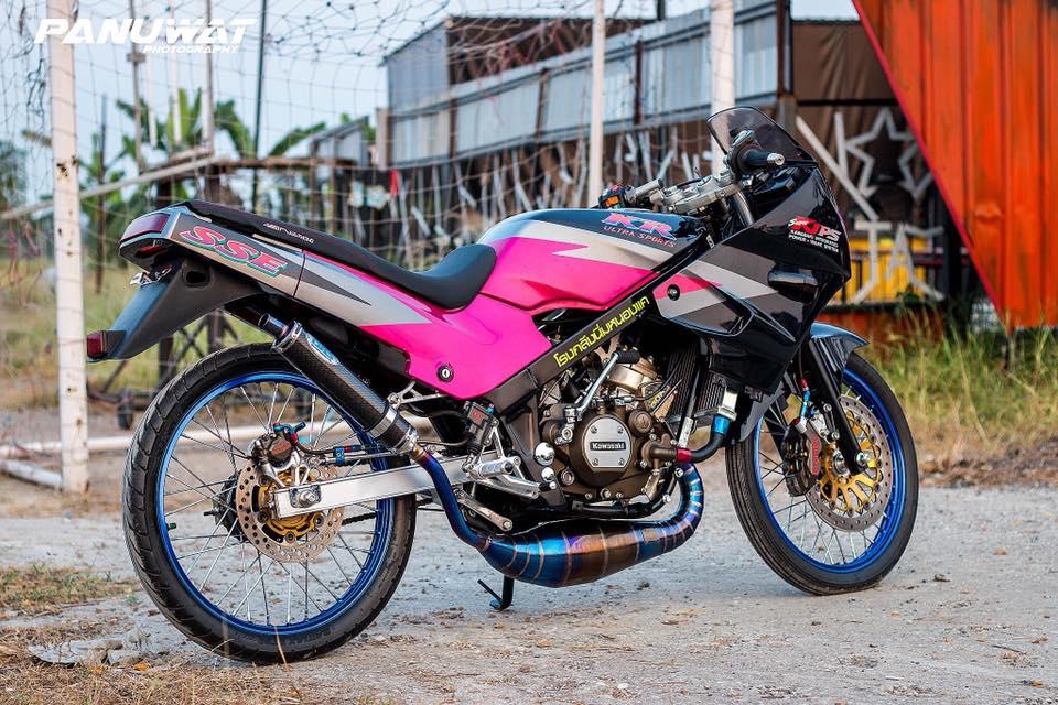 Kawasaki Kips 150 do bo banh sieu ben khien nguoi xem hot hoang - 3