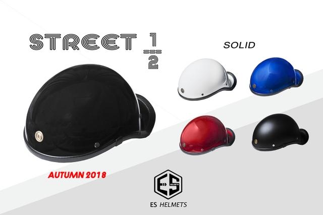 Mu Bao Hiem Doi Nguoc Gangster ES Helmets BH 01 Nam Chinh Hang - 2