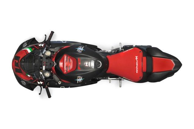 MV AGUSTA phat hanh mau xe dua Moto2 2019 - 4