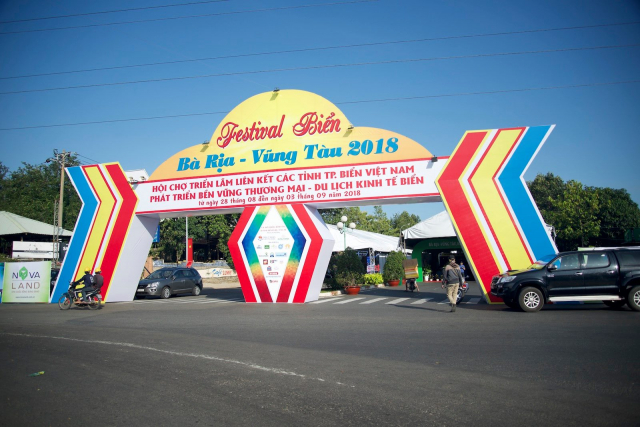 Nghi le 29 lap keo quay Festival bien Vung Tau hoanh trang nhat 2018 - 4