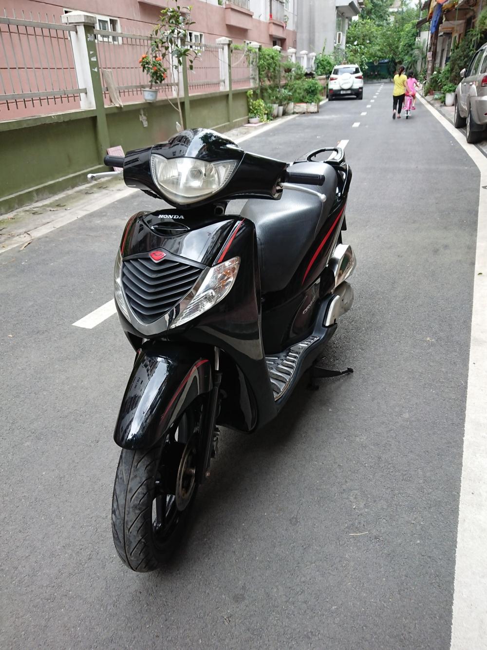 Rao ban Honda Sh 150i Black Sport 2009 bien HN nguyen ban 59tr - 6