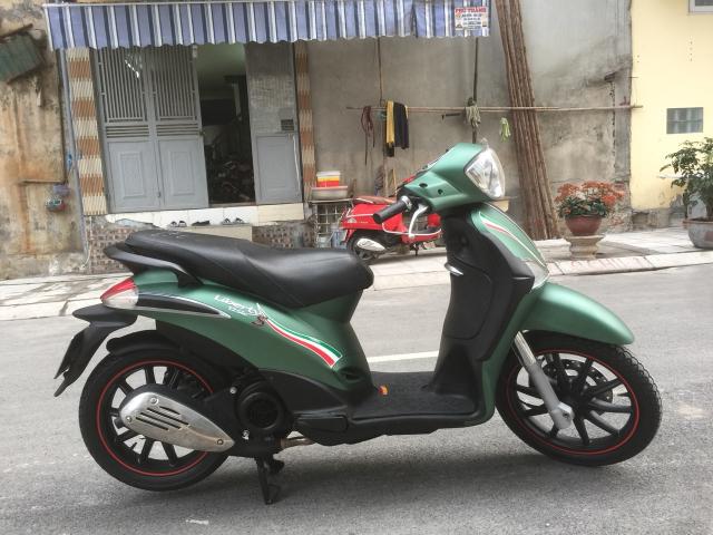 Rao ban Liberty S 125ie xanh mo chinh chu cuc dep 2012 25tr500