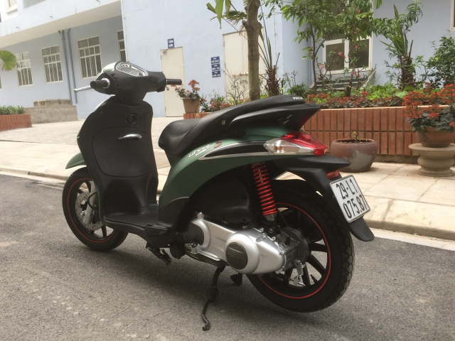 Rao ban Liberty S 125ie xanh mo chinh chu cuc dep 2012 25tr500 - 2