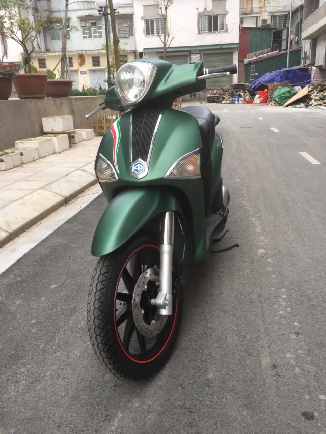Rao ban Liberty S 125ie xanh mo chinh chu cuc dep 2012 25tr500 - 3