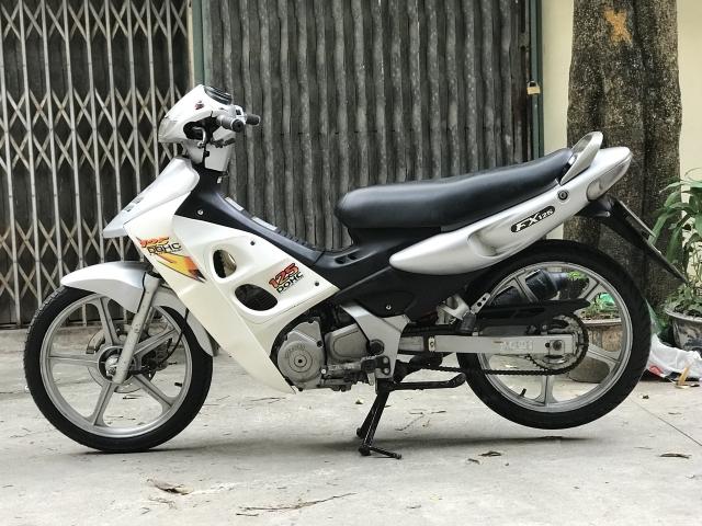 Suzuki FX 125cc mau ghi bac nguyen ban cuc chat doi chot - 6