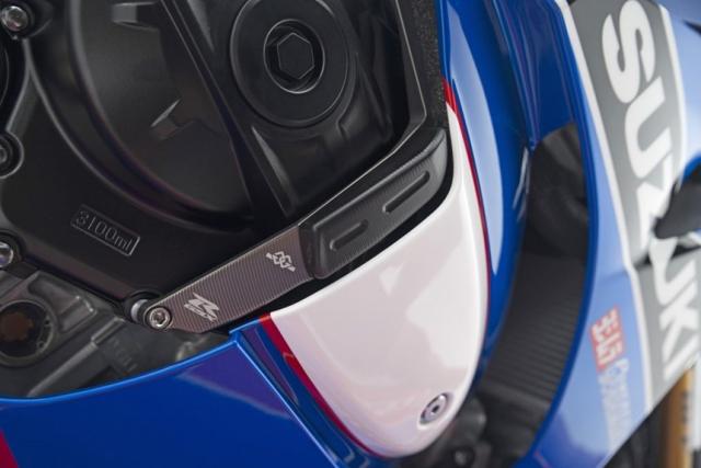 Suzuki GSXR1000R Phien ban BSB Raplica gioi han tri gia gan 600 trieu VND - 4