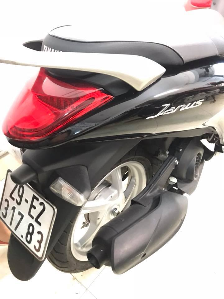 Yamaha Janus 125 Fi 2017 moi 99 bs 29E2 31783 mau Den cchu nu ban 268 trieu cho ac - 2