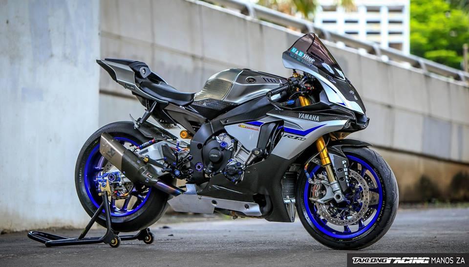 Yamaha R1M sieu mo to gioi han do cuon hut voi dan option hang nang - 3