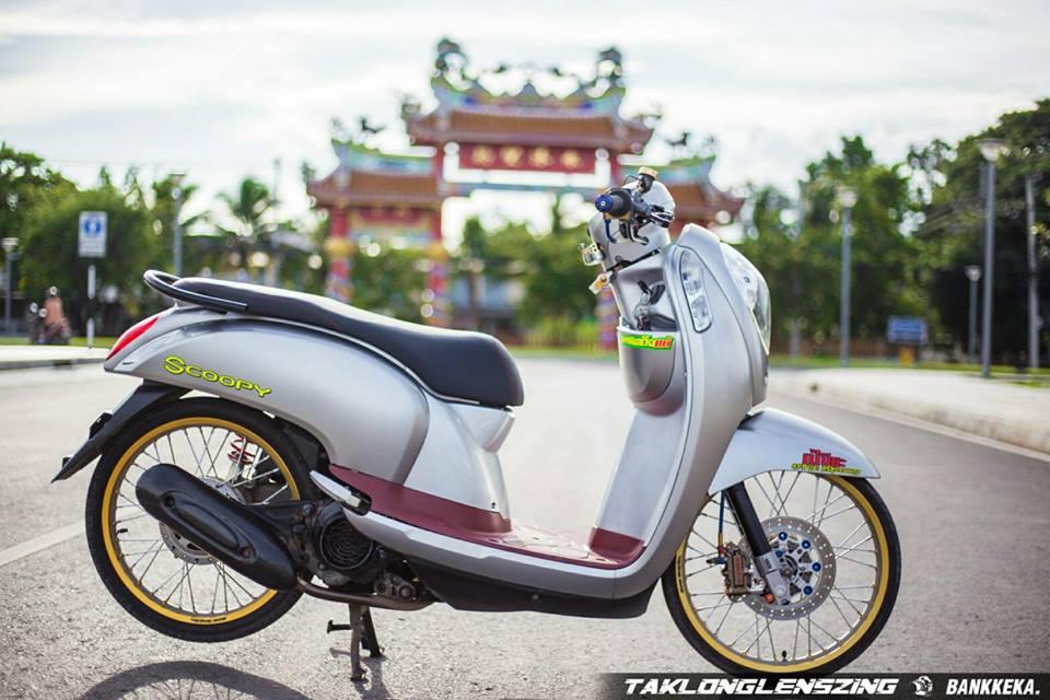 Scoopy do dan chan mong khong tuong cua dan choi Thai - 7