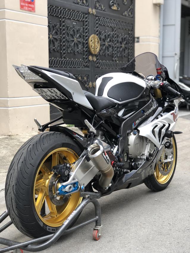 __Ban BMW S1000RR ABS date 92016 HQCN phien ban Chau Au Mam 7 cay Full Opstionodo hon 3500km - 8
