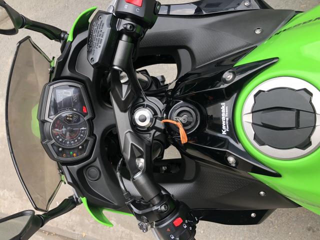 __Can Ban Kawasaki Ninja 650 ABS date 12018 HQCN odo 2000km ngay chu dung ban ho so hai quan - 8
