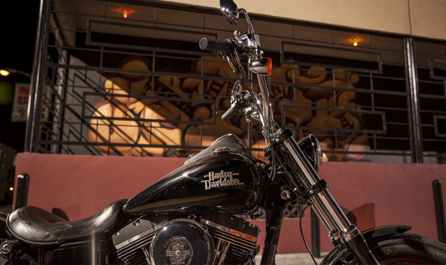 Ban Harley Davidson Streetbob sieu moi va nhieu do choi - 16
