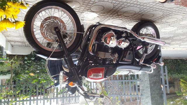 Ban Triumph Bonneville T100 - 2