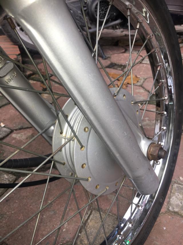 Ban xe dream Thai moc nguyen ban - 4