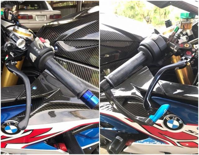 BMW S1000RR ve dep hao nhoang voi trang bi tan rang - 4