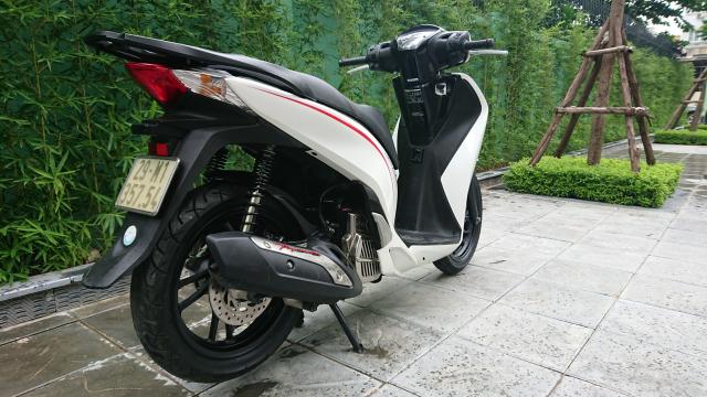 Can ban Honda Sh 125i Viet 2015 Sporty cuc moi chinh chu HN 64tr500