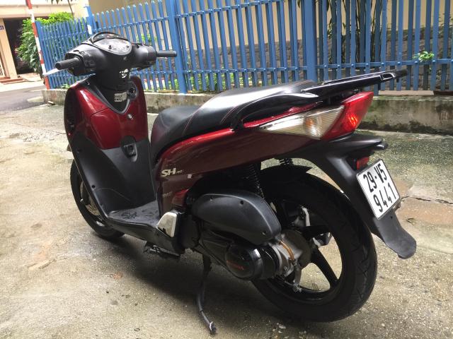 Can ban Honda Sh 150i do man bien HN chinh chu su dung nguyen ban - 2