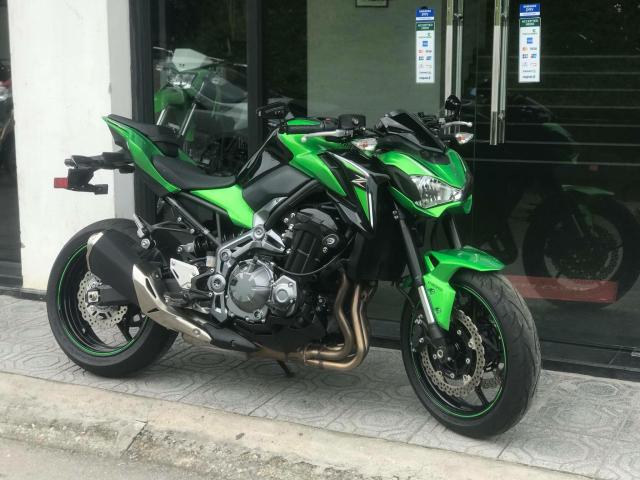 Can Thanh Ly Kawasaki Z1000 ABS cac loai gia tot cap nhat lien tuc - 2