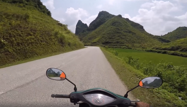 Canh dep o Viet Nam qua goc anh cua biker Thai Lan - 2