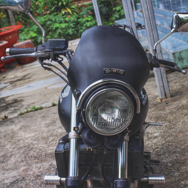 CB400 Super Four 1994 TL1C DKLD 2008 FIX MANH XEM XE - 5