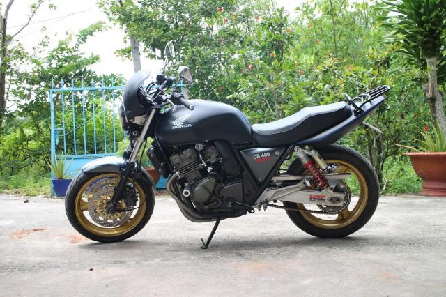 CB400 Super Four 1994 TL1C DKLD 2008 FIX MANH XEM XE - 6