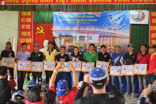 Club Exciter Passion voi Nhip cau Noi Ket Yeu Thuong day y nghia - 6
