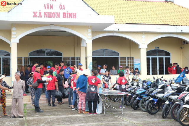 Club Exciter Passion voi Nhip cau Noi Ket Yeu Thuong day y nghia - 13