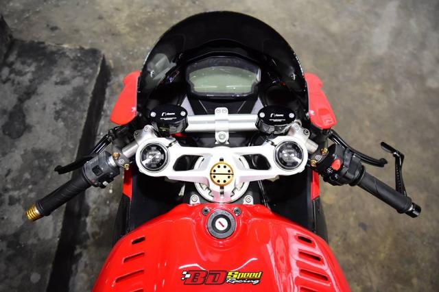 Ducati 899 Panigale ban tuy chinh kha loi cuon den tu Bd Speed Racing - 5