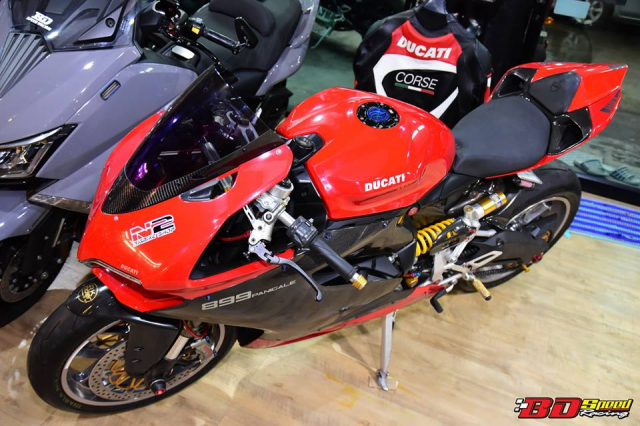 Ducati 899 Panigale noi bat voi nhieu tinh tiet thay doi - 3