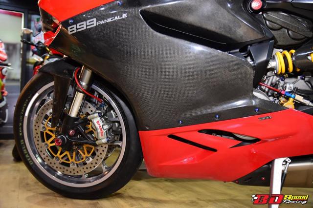 Ducati 899 Panigale noi bat voi nhieu tinh tiet thay doi - 5