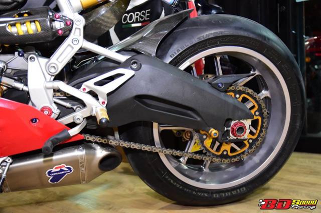 Ducati 899 Panigale noi bat voi nhieu tinh tiet thay doi - 7