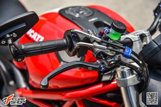 Ducati Monster 796 ban nang cap hoan hao den tu Furii Shop - 5