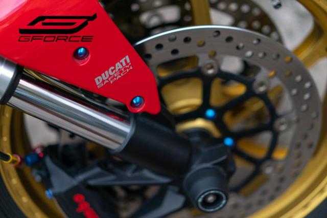 Ducati Monster 821 ga quai vat mang day cong nghe - 7