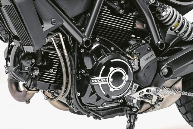 Ducati Scrambler 2019 voi nhieu cong nghe moi - 6