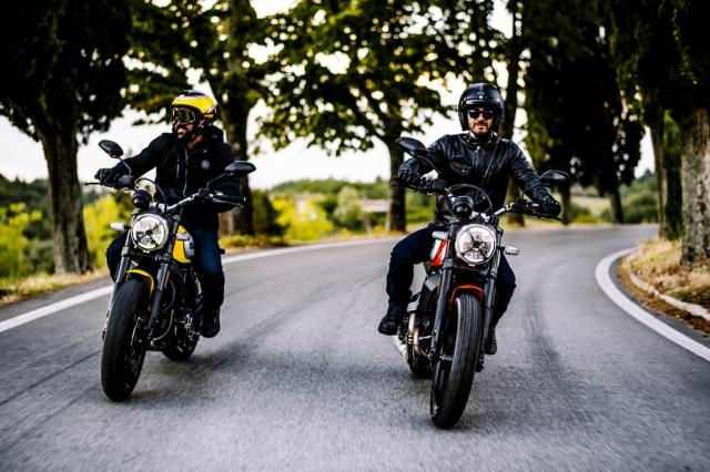 Ducati Scrambler 2019 voi nhieu cong nghe moi - 8