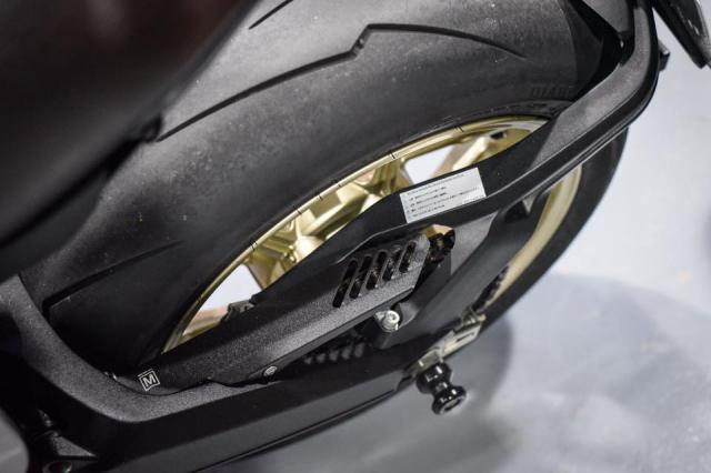 Ducati Scrambler Cafe Racer ve dep kho cuong khi qua tay Mugello - 8