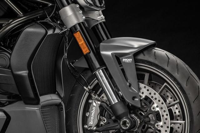 Ducati XDiavel 2019 so huu phien ban mau moi cuc hap dan - 2