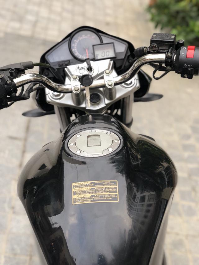 Kawasaki 125cc mau den moi 100 hai quan chua dang ky - 3