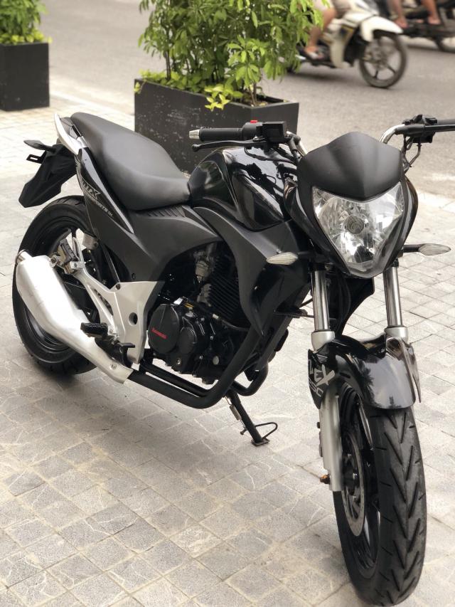 Kawasaki 125cc mau den moi 100 hai quan chua dang ky - 6
