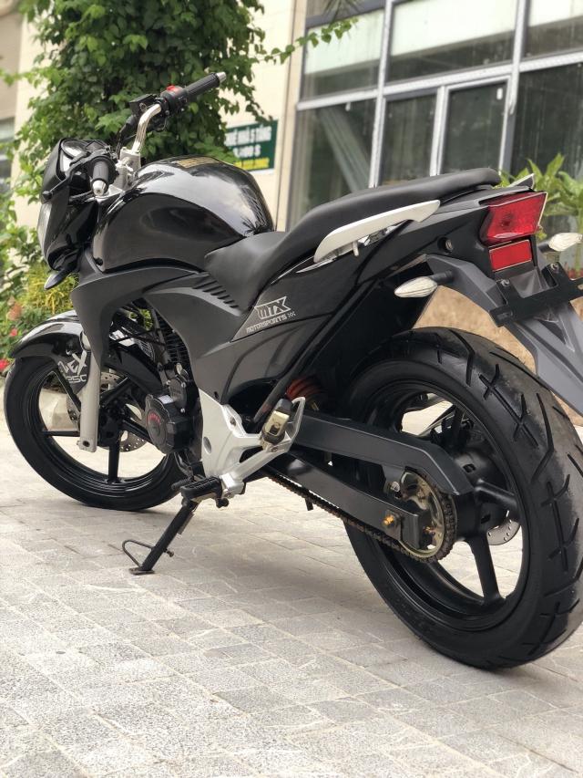 Kawasaki 125cc mau den moi 100 hai quan chua dang ky - 8