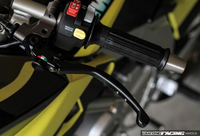 Kawasaki Serpico 150 do dan chan khien nguoi xem tan chay con tim - 4