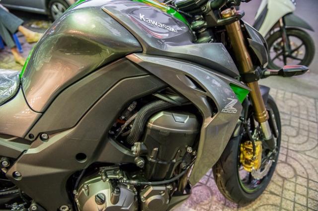 Kawasaki Z1000 2014 - 8