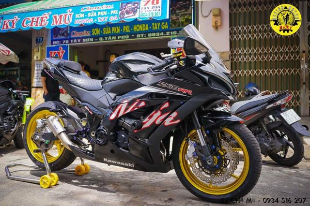 Kawasaki Z800 Hoan gan doi cot theo hinh dang ZX10R - 12