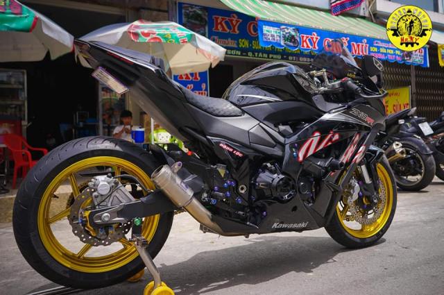 Kawasaki Z800 Hoan gan doi cot theo hinh dang ZX10R - 14