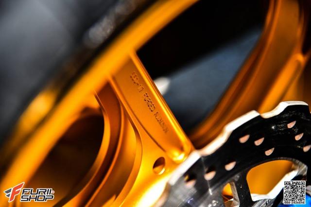 Kawasaki Z900 do sieu khung tu nha tai tro Gale Speed - 13